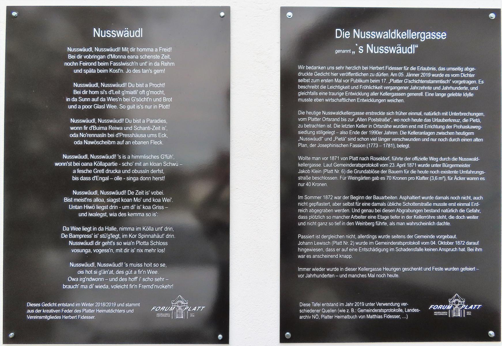 Gedichte In Der Weinviertler Ui Mundart Von Herbert Fidesser