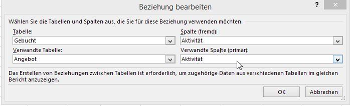 Excel Datenverwaltung Und Bearbeitung Pivottable Mit