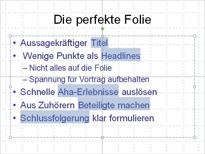 Powerpoint Animation Interaktivät Effektvolle Folien